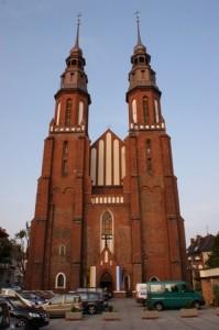 Bazylika katedralna Podwyższenia Krzyża Świętego
