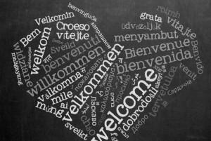 Słowo witam w wielu językach świata