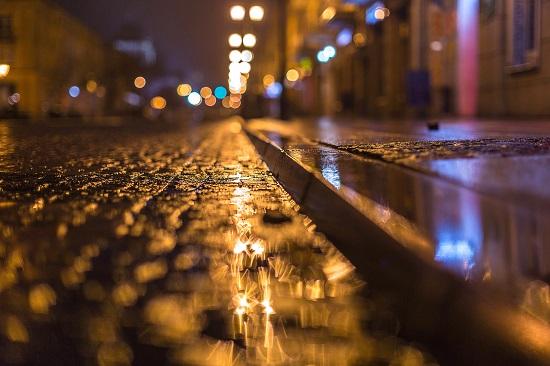 oświetlenie miejskie led